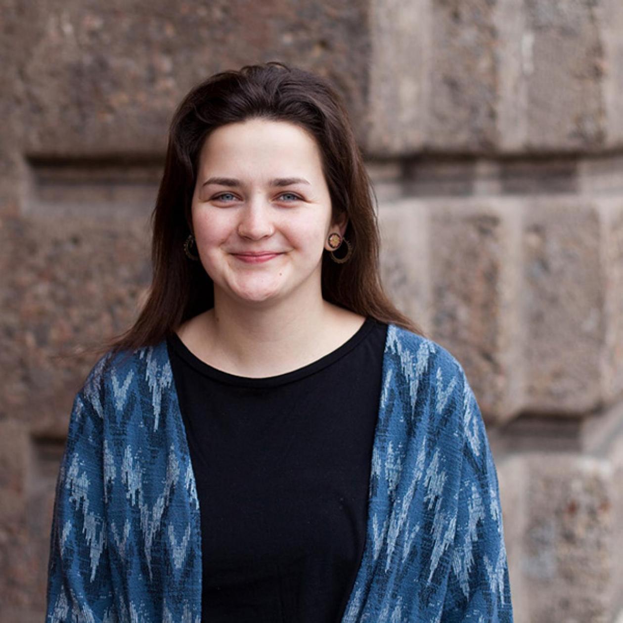 Portrait Daniela Hackl