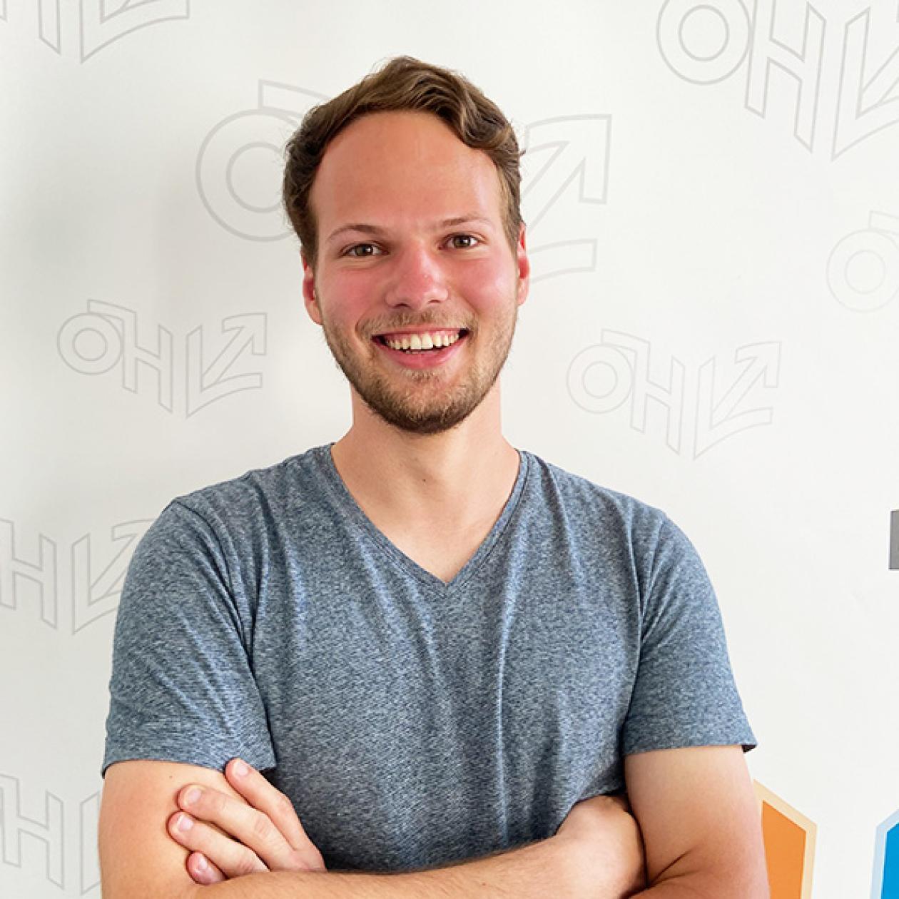 Portrait Florian Enzenhofer