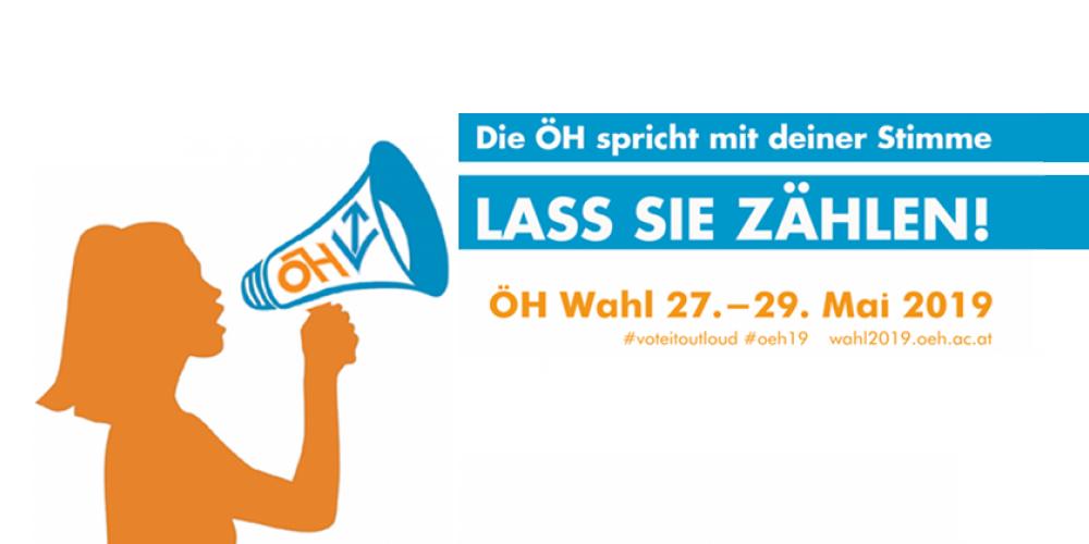 ÖH Wahl 27.-29.5.2019