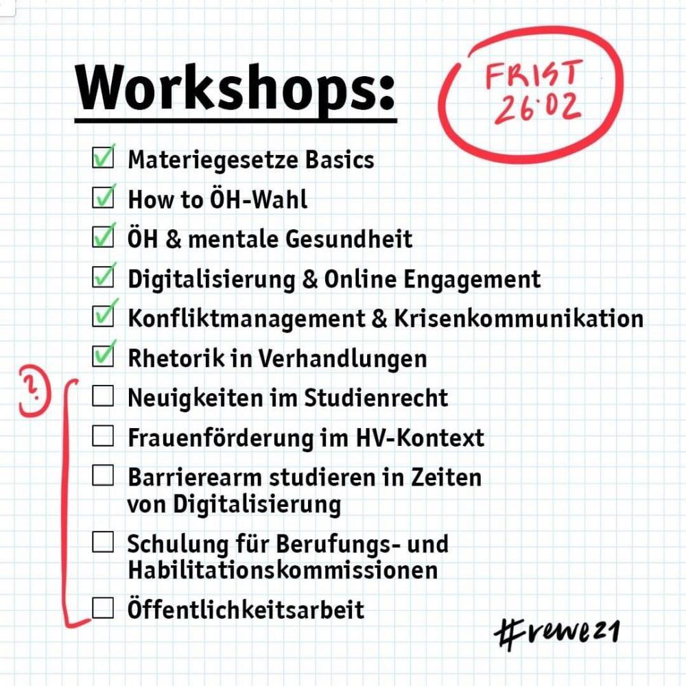 Ausschreibung: Trainer_innen Vertretungswerkstatt 2021
