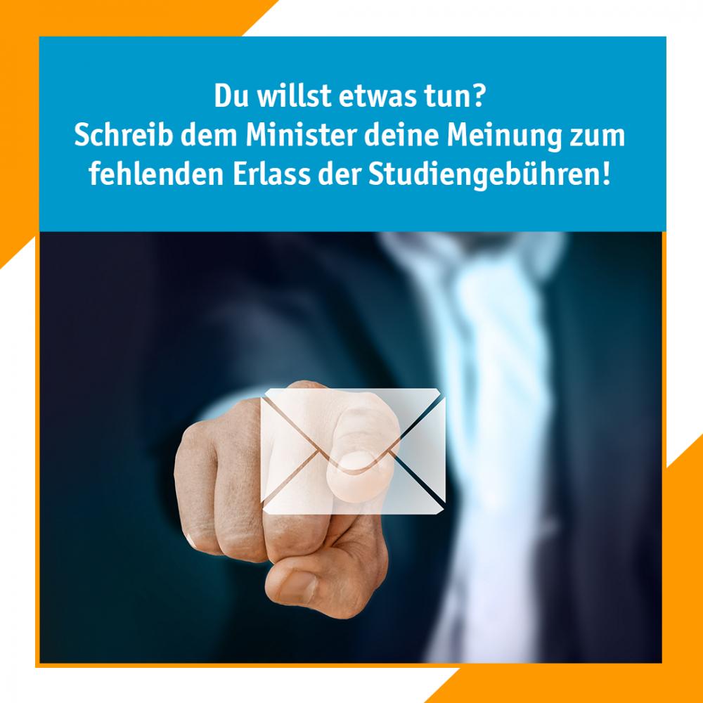 Schick diesen Text an Minister Faßmann