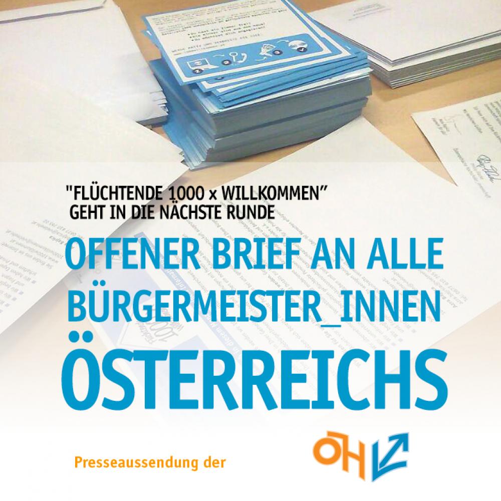 offener Brief an alle Bügermeister_innen Österreichs